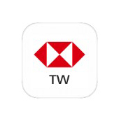 HSBC TW mobile banking app icon